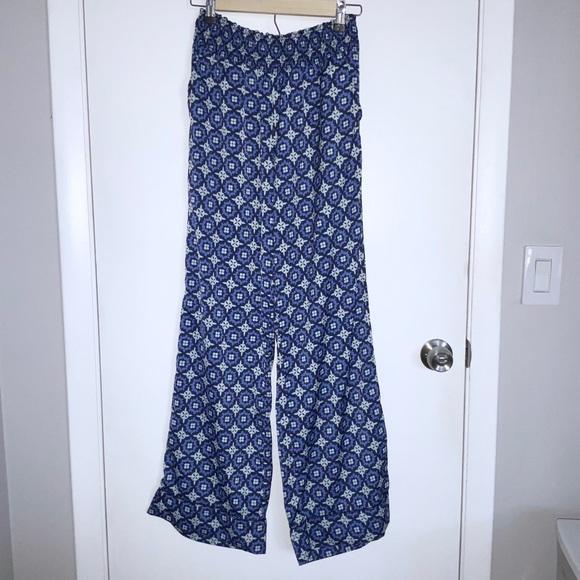 Aerie Intimates Amp Sleepwear Womens Silky Pajama Pants